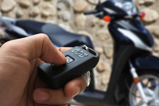 khóa chống trộm chip điện tử