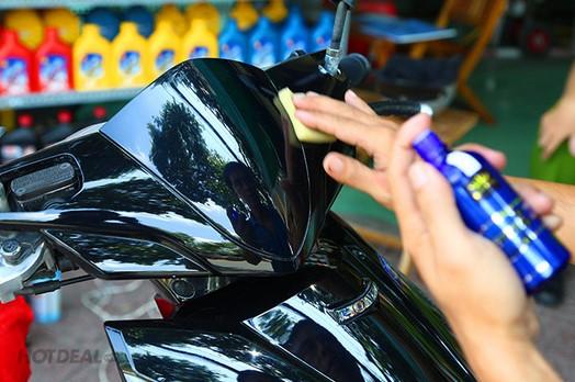 phủ nano xe máy