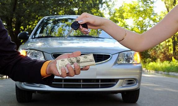 dịch vụ sang tên xe ô tô